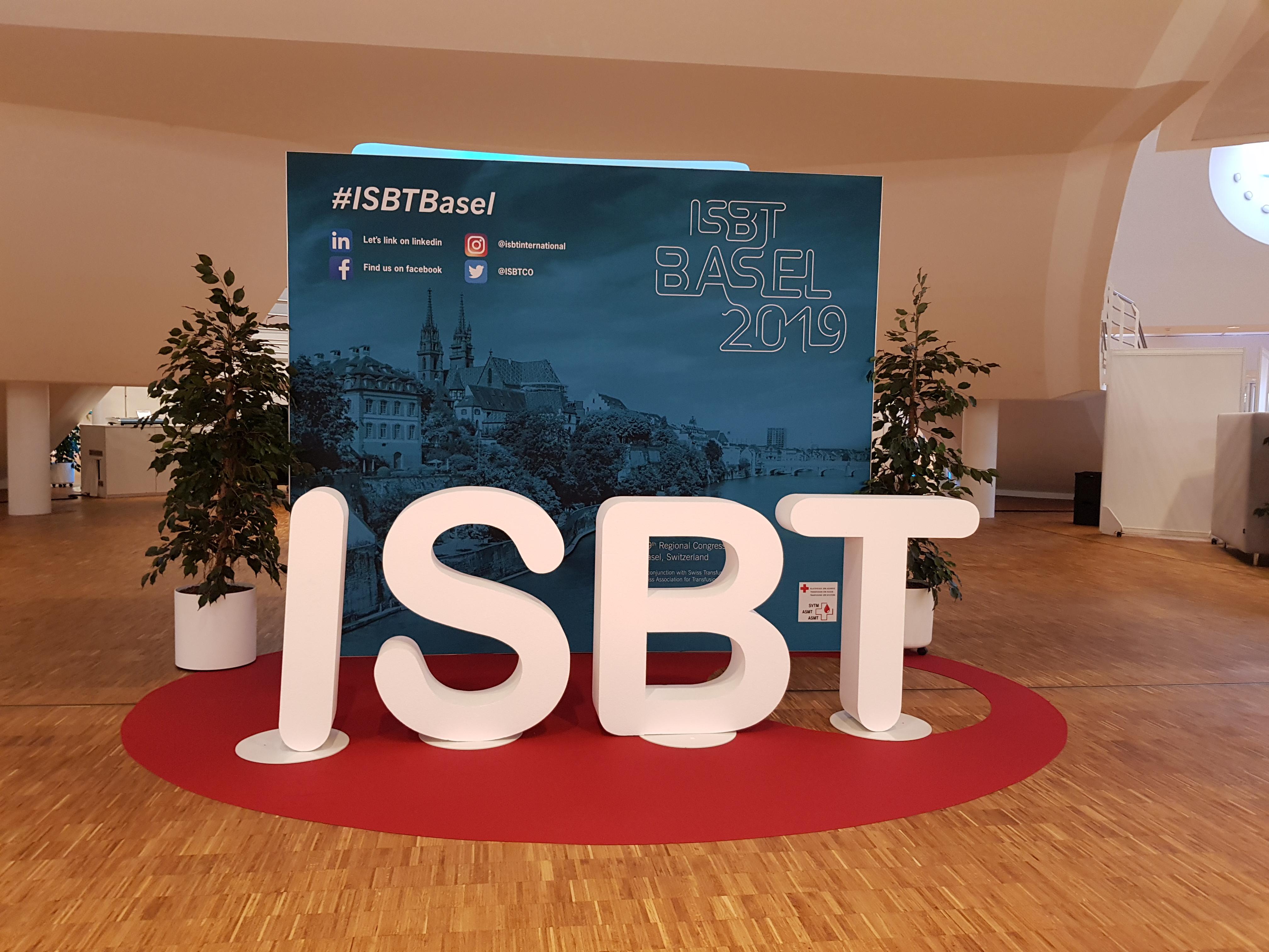Photowall ISBT Basel 2019