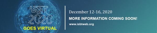 ISBT2020VIRTUAL